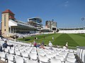 Trent Bridge Cricket Ground- the changed Radcliffe Road End (geograph 5767453).jpg