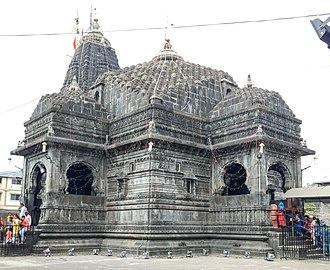 Trimbakeshwar Shiva Temple - Triambakeshwar Temple