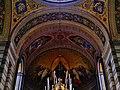 Trieste Tempio serbo-ortodosse della Santissima Trinità e di San Spiridone Innen Abside Est 1.jpg