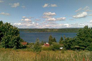 Trøgstad Municipality in Østfold, Norway
