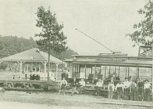 Stratham, New Hampshire - Stratham Hill Park c. 1905