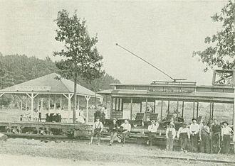 Stratham, New Hampshire - Stratham Hill Park c. 1905
