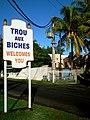 Trou aux Biches, Mauritius - Welcome Sign.jpg