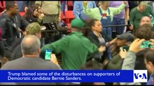 File:Trump, Sanders Trade Blame Over Campaign Rally Disruptions.webmhd.webm