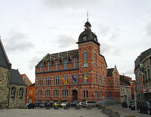 Tubize - Tubize town hall