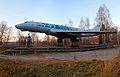 Tupolev Tu-124 Monument in Kimry.jpg