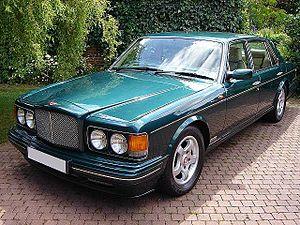 Bentley Turbo R - Bentley Turbo RT