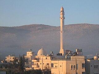 Turmus Ayya Municipality type D in Ramallah and al-Bireh, State of Palestine