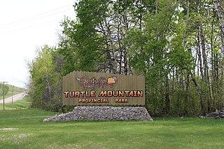 Turtle Mountain Provincial Park