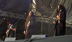 Live am Tuska Open Air 2013