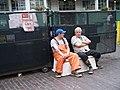 Two Men Taking a Break.JPG