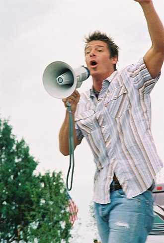 Extreme Makeover: Home Edition -  Host Ty Pennington during an episode shooting, January 2006.