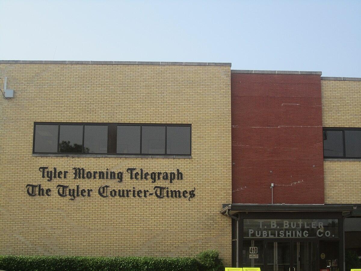 Tyler Morning Telegraph Wikipedia