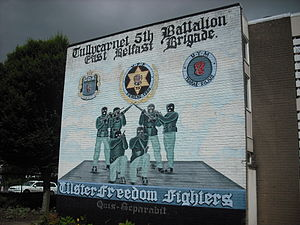 Michael Stone (loyalist) - The UFF East Belfast Brigade of which Stone became a member