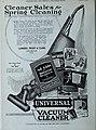 UNIVERSAL Vacuum Cleaner, 1919 - Landers, Frary and Clark.jpg