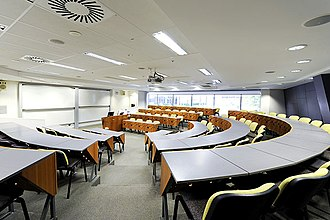UNSW Faculty of Law - UNSW Law Building - Classroom