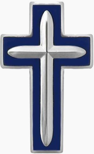 Dondi E. Costin - Image: USAF Christian Chaplain Insignia