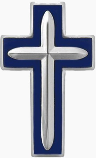 William Joseph Dendinger - Image: USAF Christian Chaplain Insignia