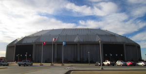DakotaDome - Image: USD Dakota Dome