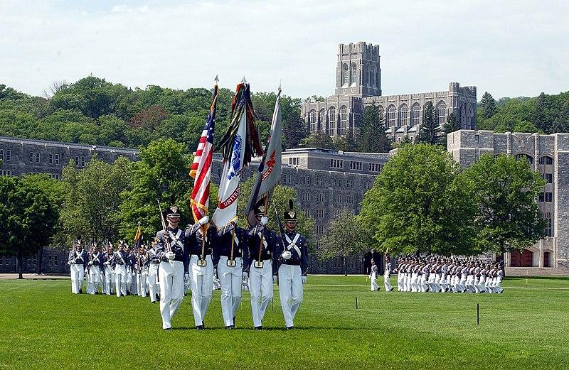 USMA Color Guard on Parade.jpg