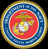 Emblème de l'USMC
