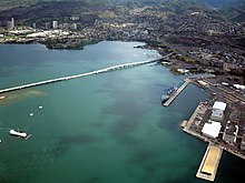 USSArizona Bridge Bowfin Stadium.jpg