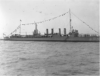 USS <i>Taylor</i> (DD-94)