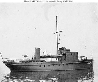 USS <i>Arawan II</i> (SP-1)