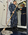 USS Boxer cleaning stations 131218-N-SV688-063.jpg
