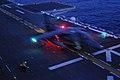 USS Boxer conducts flight operations. (9133717771).jpg
