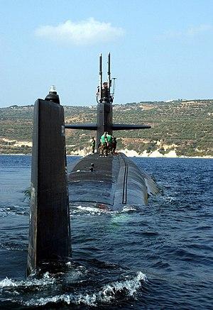 USS Newport News (SSN-750)