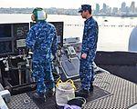 USS Ronald Reagan (CVN 76) (14588598224).jpg