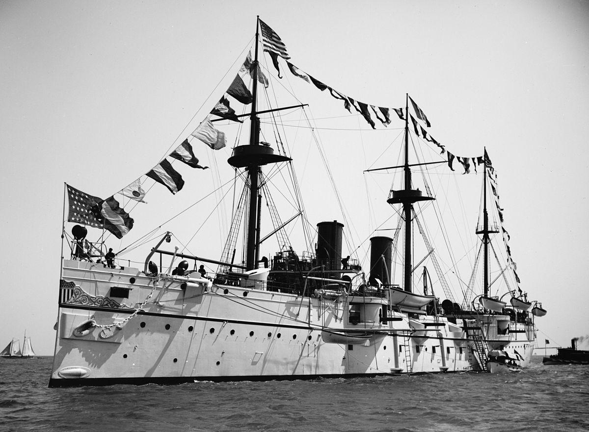 Cruiser USS San Francisco PortalSan Francisco