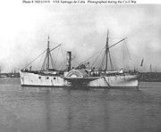 USS Santiago de Cuba