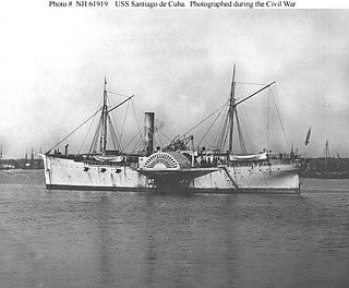 USS <i>Santiago de Cuba</i> (1861)