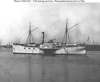 Hispanics in the United States Navy - USS Santiago de Cuba