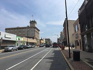 Coatesville, Pennsylvania City in Pennsylvania, United States