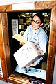 US Navy 030107-N-9693M-001 Postal Clerk Seaman Olivia Robles from Modesto, Calif.jpg