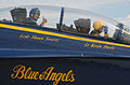 US Navy 060822-N-4729H-194 Actor James Franco gives a thumbs-up sign as he takes off on a flight with Navy Blue Angels a pilot Lt. Kevin Davis.jpg