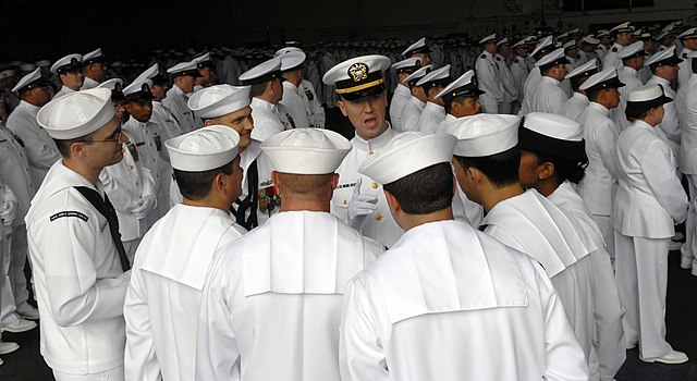 10 things to know about u. S. Navy chiefs | navy live.