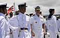 US Navy 100608-N-7498L-509 Adm. Patrick Walsh inspects sailors assigned to JS Kashima (TV 3508).jpg