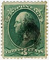 US stamp 1873 3c Washington c.jpg