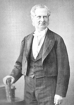 Bernard Burke - Bernard Burke  as Ulster King of Arms in 1867