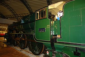 Ulster Folk and Transport Museum - Great Southern Railways No. 800 Maeḋḃ, 2006
