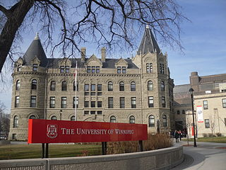 college that existed in Winnipeg, Manitoba, Canada from 1888 to 1938