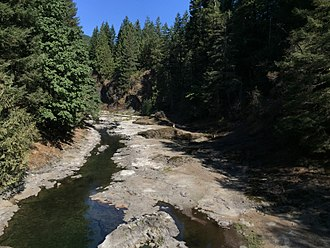 Chehalis River (Washington) - Image: Upper Chehalis River