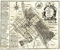 Uppsalas Historia Wikipedia