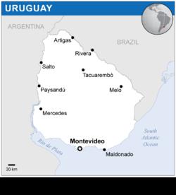 Loko de Urugvajo