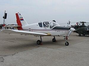 UTVA 75 - Serbian Air Force Utva 75 trainer