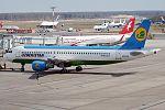 Uzbekistan Airways, UK32011, Airbus A320-214 (34450525151).jpg